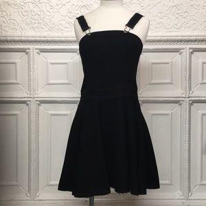 jean Paul gaultier Black Wool Dress